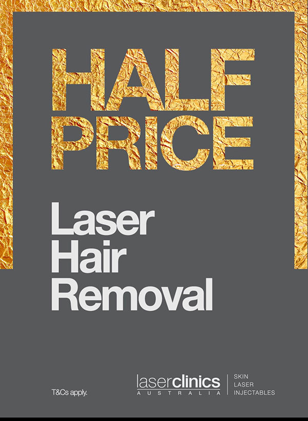 Half Price on laser hair removal | Cat and Fiddle Arcade