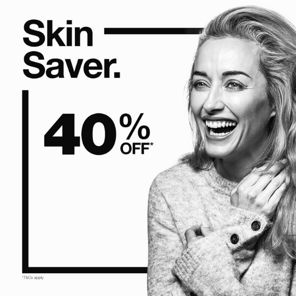 Laser Clinics 40% Off Skin Saver | Cat and Fiddle Arcade